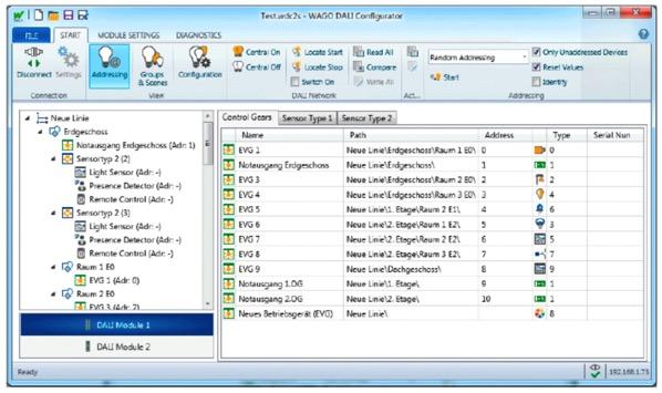 DALI Configurator manual jp V200 pdf