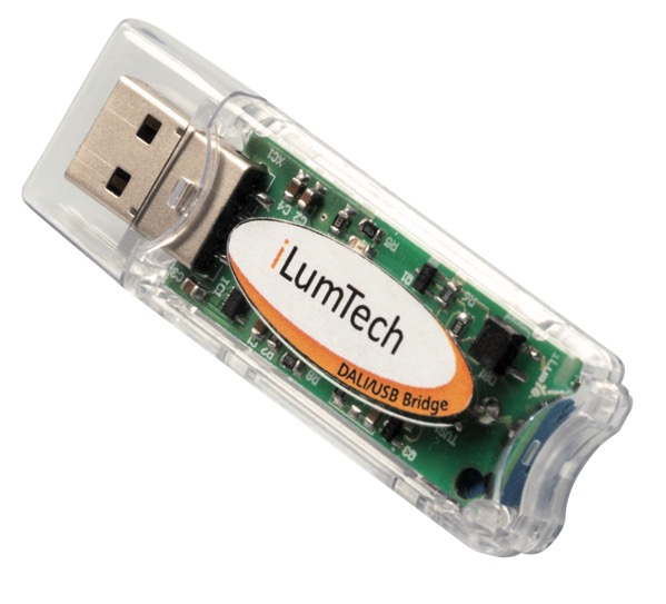 iLumTechDALI-USB
