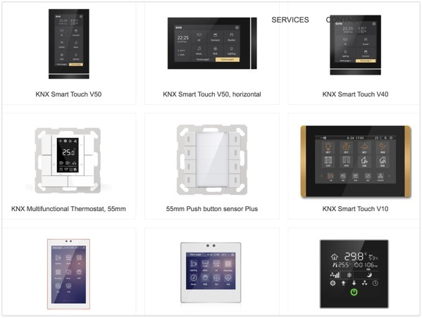 Knx Touch Panel  Cheap Knx Automation Products for Sale 2020 06 11 17 29 14