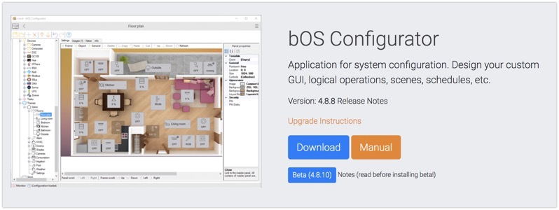 bOS Configurator